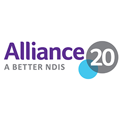 Alliance 20 logo