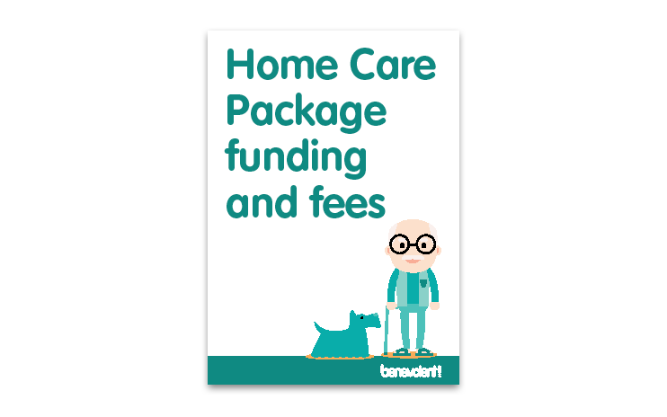 Home Care Package Funding and Fees