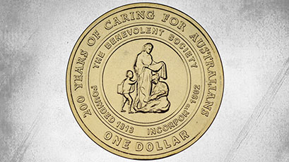 200 Year Commemorative coin